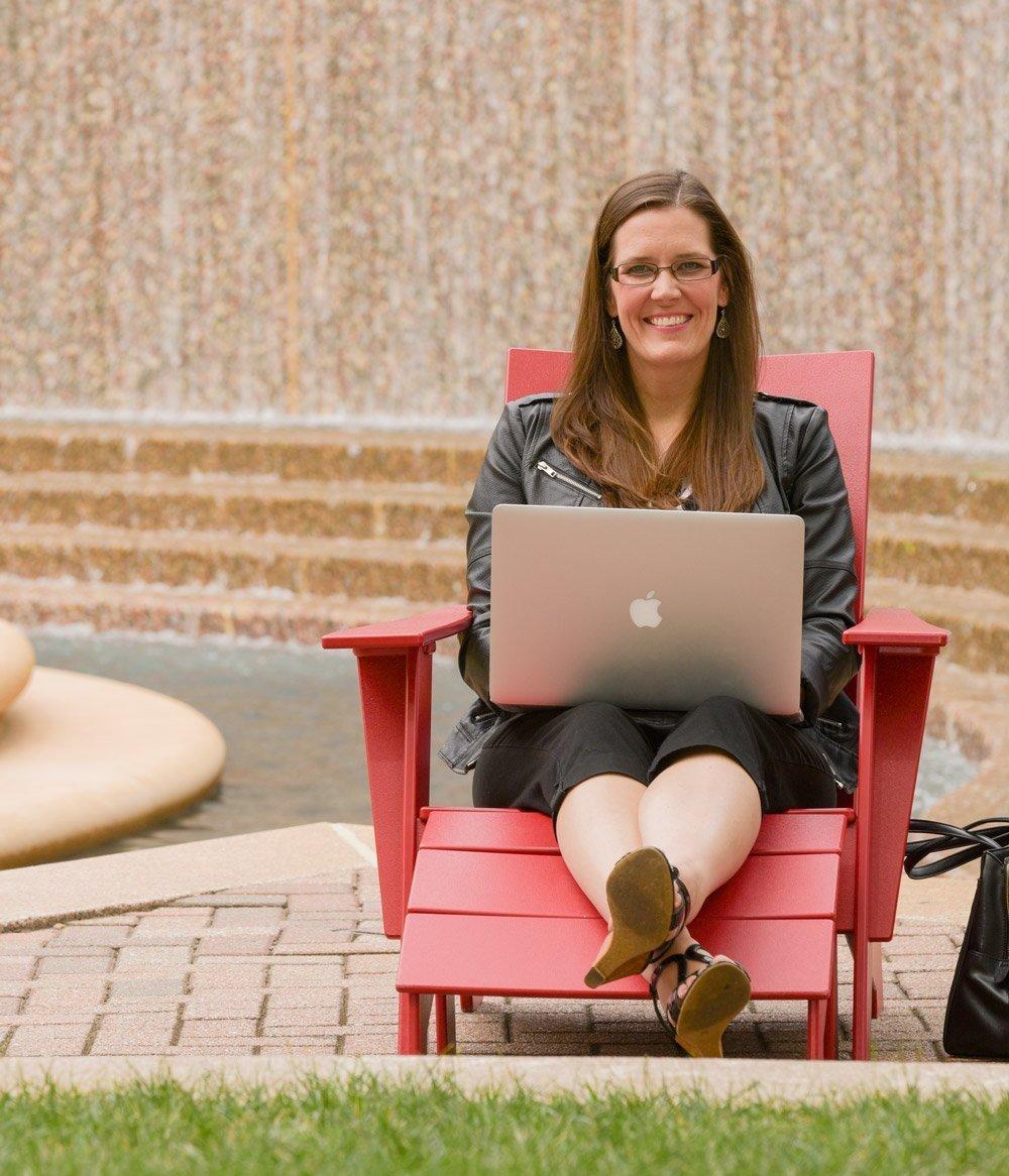 Lori Reeves, Founder of BrandStrength